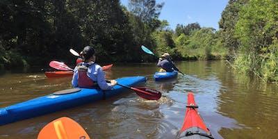 Biodiversity Month Kayak Tour-Georges River