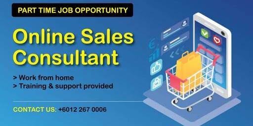 Online Sales Consultant (Home Base) Briefing Session