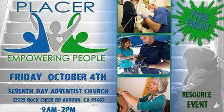Placer Empowering People tickets
