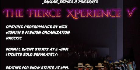 The Fierce Xperience V   Runway Show tickets