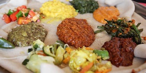 Ethiopian New Year  Dinner and entertainment