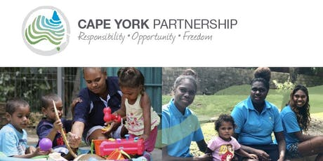 Cape York Partnership's live crowdfunding event tickets