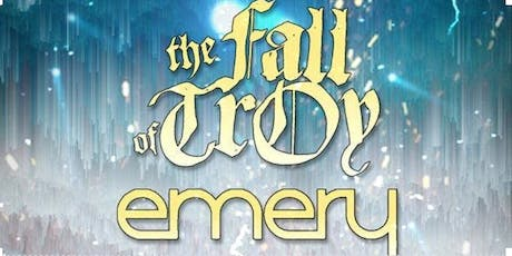 Emerald City Rock Party 2019 w/ The Fall Of Troy & Emery tickets