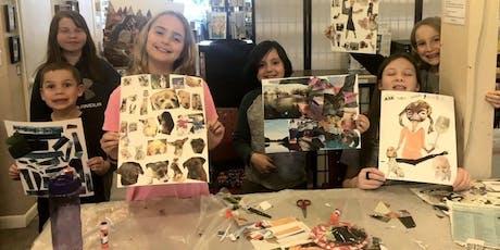 Kids Art: Oodles of Doodles: Thursdays October 3,10,17,24, 4-5:30pm tickets