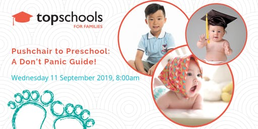 Pushchair to Preschool: A Don't Panic Guide