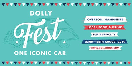 DollyFest – a Celebration of Food, Drink and Overton  tickets