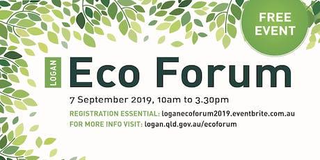 Logan Eco Forum 2019 tickets