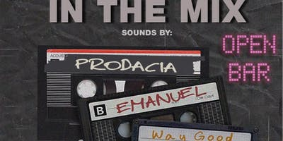 ELEVAETED PRESENTS: IN THE MIX