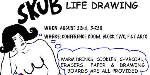 SKUB Life Drawing