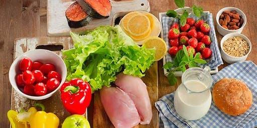 TEC Taipei x 同心醫療體系 l 營養師的午餐約會