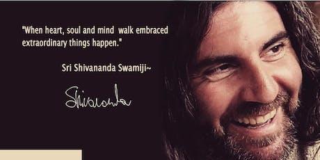 Shivananda Swamiji Heart Illumination Tour 2019 - Satsang & Healing tickets