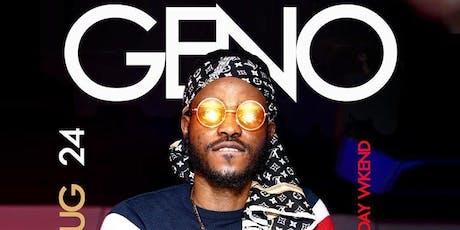 King Geno Turn Up King All Virgo's Birthday Bash tickets