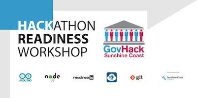 Hackathon Readiness Workshop