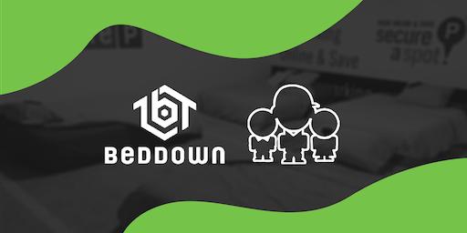 BedDown / JDP Hackathon - Brisbane
