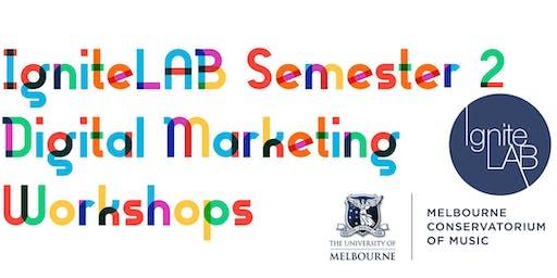 IgniteLAB Digital Marketing Workshop: Programming for your Audience