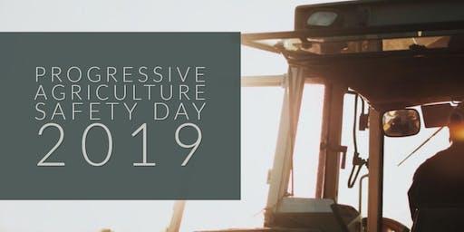 Progressive Agriculture Safety Day Volunteer
