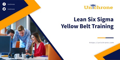 Lean Six Sigma Yellow Belt Certification Training Course in Cape Town S tickets