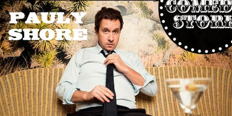 Pauly Shore - Saturday - 9:45pm tickets