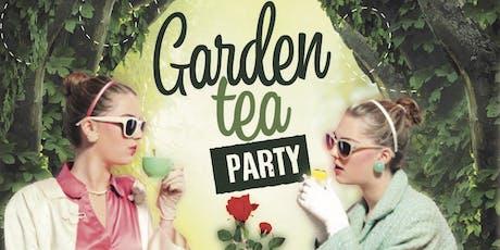 Rooftop Garden Tea Party tickets