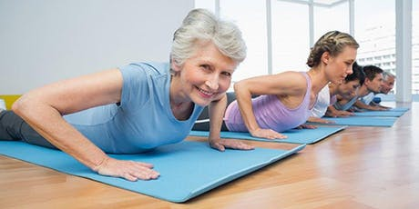 Pilates for Osteoporosis tickets
