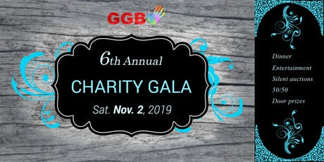 Generously Giving Back's 6th Annual Charity Gala tickets
