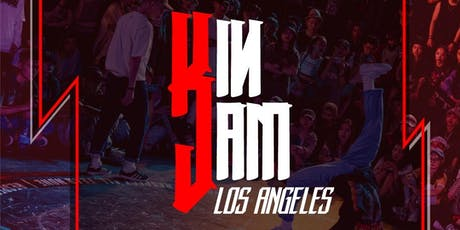 "KIN JAM ""Respect All Fear None"" Los Angeles 2019 tickets"