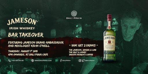 Jameson Bar Takeover at Bali Praia