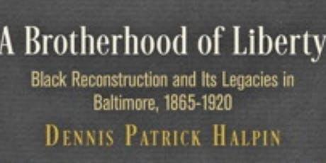 A Brotherhood of Liberty  tickets