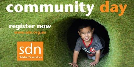 SDN Batemans Bay Preschool Community Day 2019 tickets