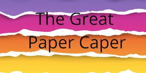 The Great Paper Caper Goomeri