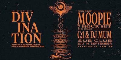 Divination w. Moopie (7 Hr Set) ✴︎ DJ Mum ✴︎ C:1