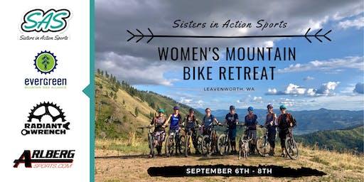 SAS Women's MTB Retreat (Leavenworth, WA)