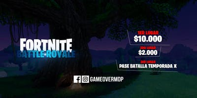 FORTNITE Battle Royale @ Game Over e-Sports
