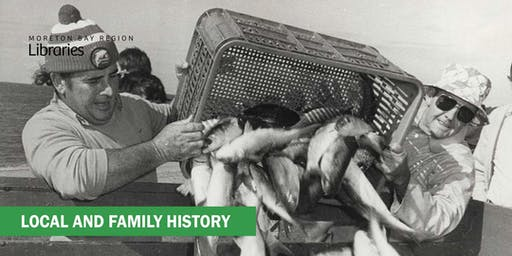 Redcliffe Mullet Fishing - Redcliffe Library