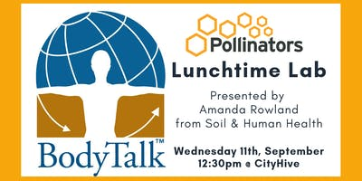 BodyTalk – Lunchtime Lab, September networking Lunch