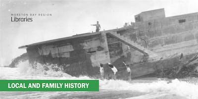 Moreton Bay @ War 1939 - 1945 - Bribie Island Library