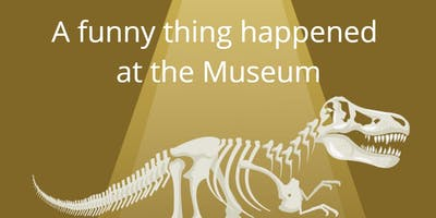 A funny Thing Happened at the Museum Gympie