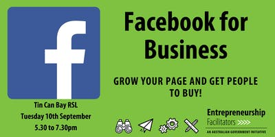 Facebook for Business - Tin Can Bay
