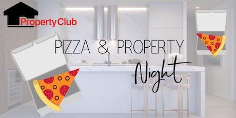 QLD | Pizza & Property Night - New Farm tickets