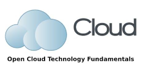 Open Cloud Technology Fundamentals 6 Days Virtual Live Training in Brisbane tickets
