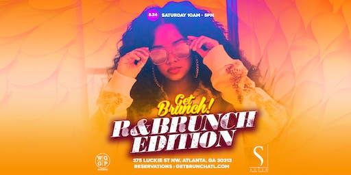 Get Brunch! : R&BRUNCH EDITION