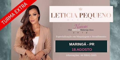 Curso de Maquiagem  profissional Leh Pequeno -TURMA EXTRA DOMINGO - Maringá