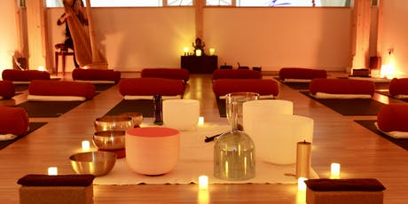 Bliss Yourself Out with Sound Healing, Yoga, Kirtan, Cacao Ceremony and so much more! tickets