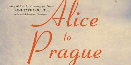 MEET THE AUTHOR: Tanya Heaslip author of Alice to Prague tickets