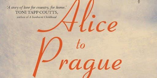MEET THE AUTHOR: Tanya Heaslip author of Alice to Prague