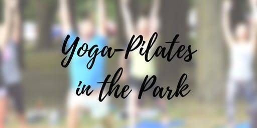 12PM - YOGA-PILATES IN THE PARK