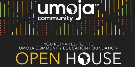 Umoja Open House tickets