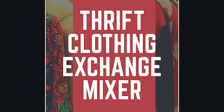 YHD *Fall*Thrift Clothing Exchange Mixer tickets