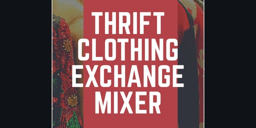 YHD *Fall*Thrift Clothing Exchange Mixer