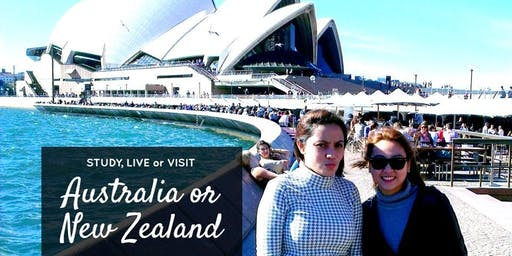 Free Orientation to Study & Live in Australia or New Zealand